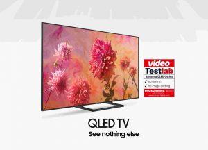 Samsung QLED TV Stres Testini Geçti