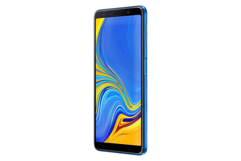 Samsung Galaxy A7 Üç Arka Kamera İle Geldi 1