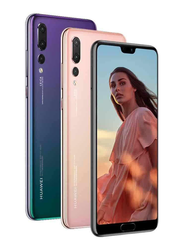 Huawei 5 Ayda 10 Milyon P20 Pro ve P20 Sattı 1