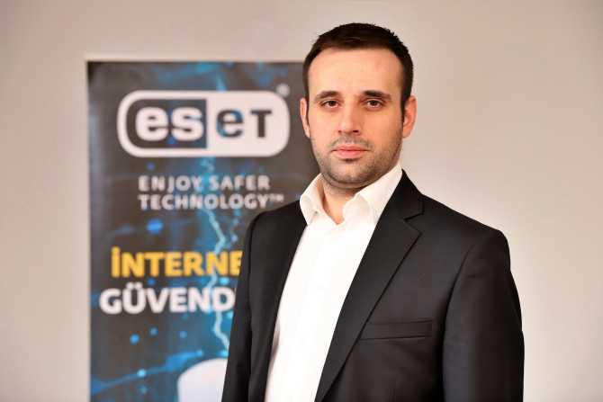 ESET Türkiye İstanbul Teknik Müdürü Gürcan Şen