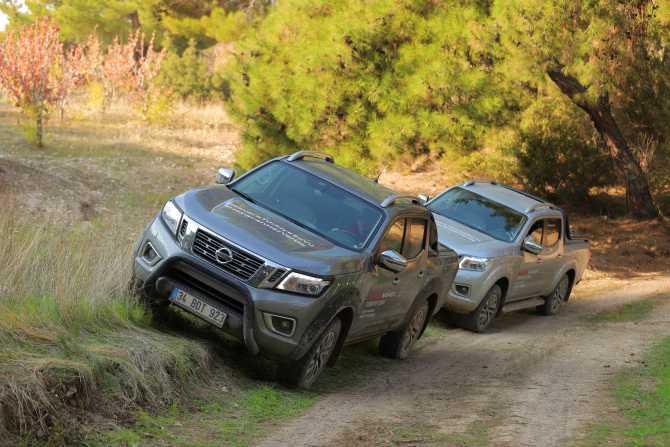 Nissan Navara Pick-Up arayışında olan tüketicilerin ilk tercihlerinden birisi olmayı başardı.