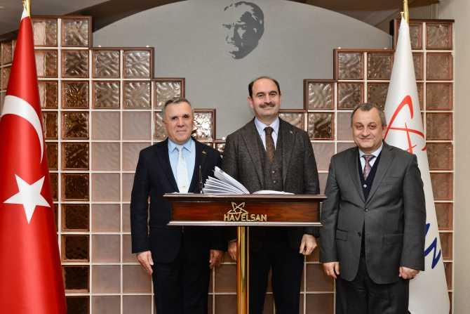 PTT ve Havelsan protokol imzaladı.