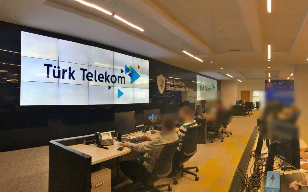 Türk Telekom Siber Güvenlik Merkezi