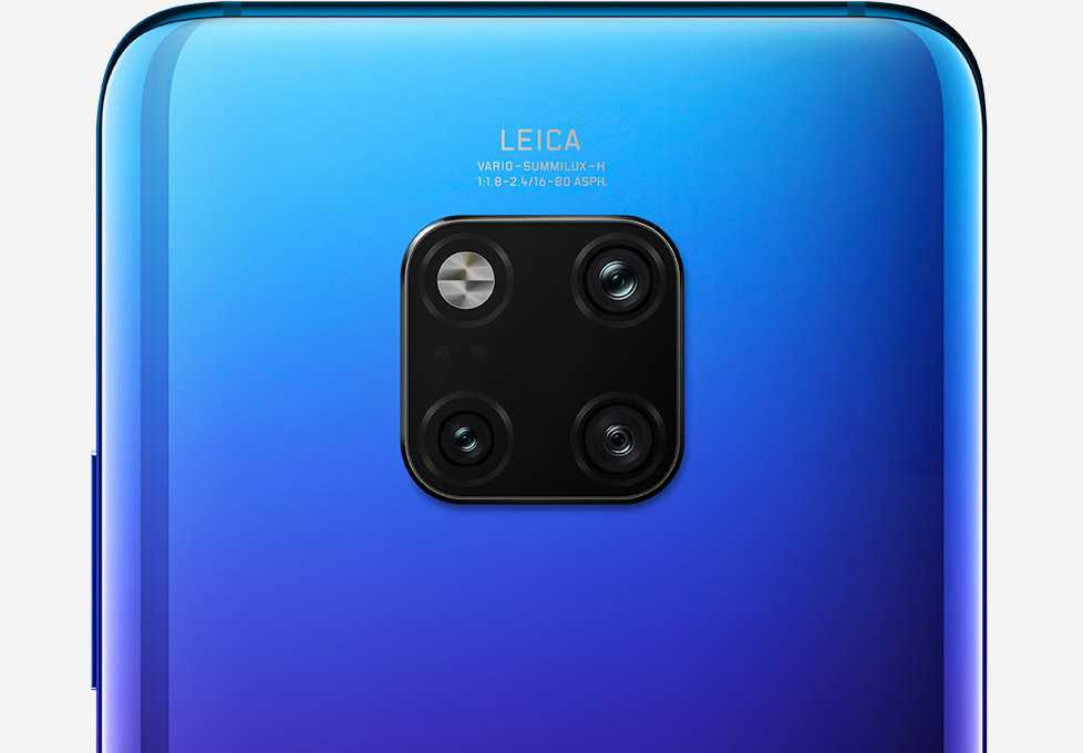 Huawei Mate 20 Pro ve Leica
