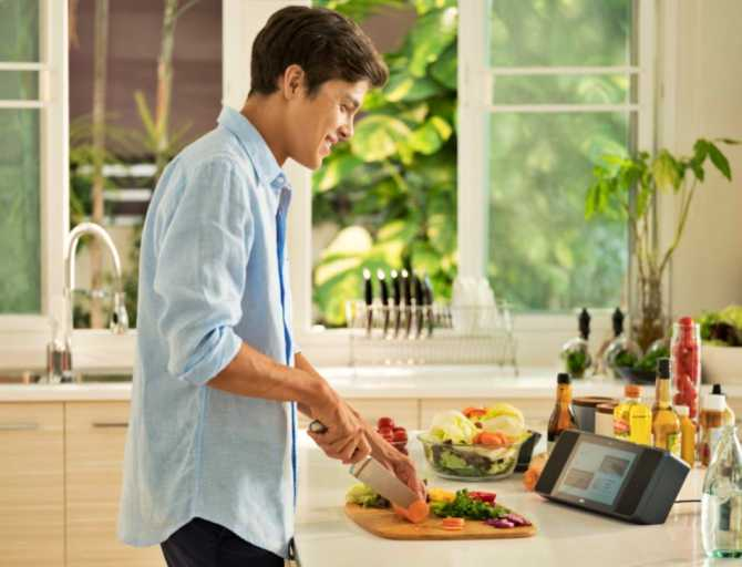 CES 2019'da yer alacak olan LG Smart Kitchen