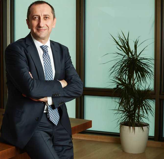 Türk Telekom Pazarlama ve Müşteri Hizmetleri Genel Müdür Yardımcısı Ümit Önal